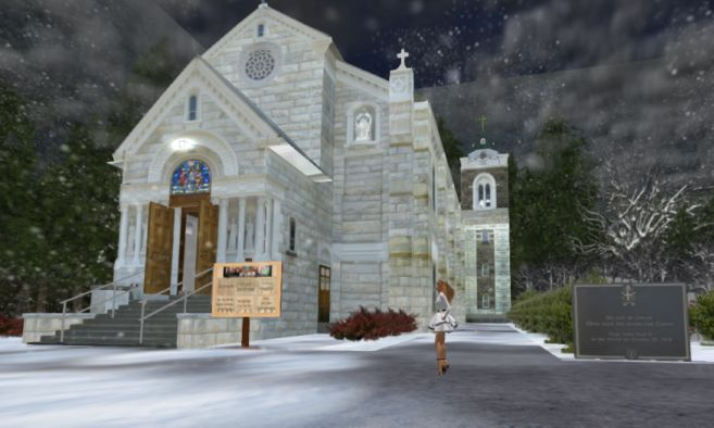 Virtual Churches: Second Life