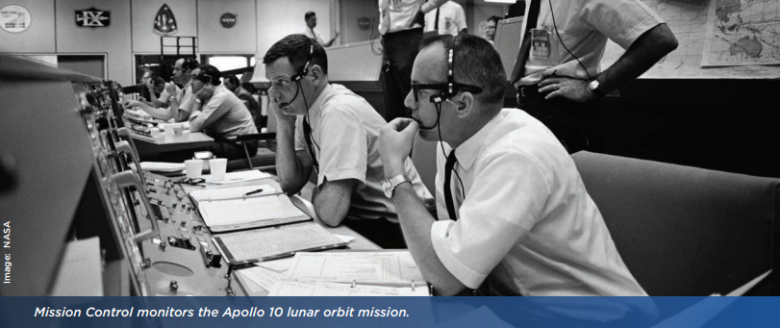 How software engineers powered NASA's space race