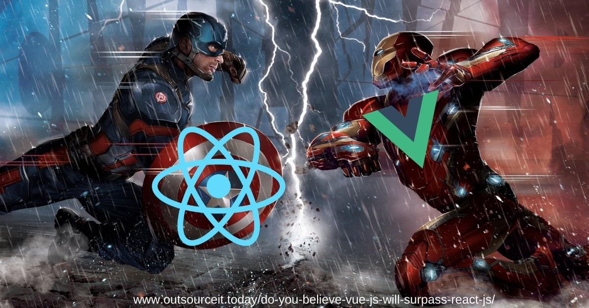 Do you believe Vue.JS will surpass React.JS in 2021?
