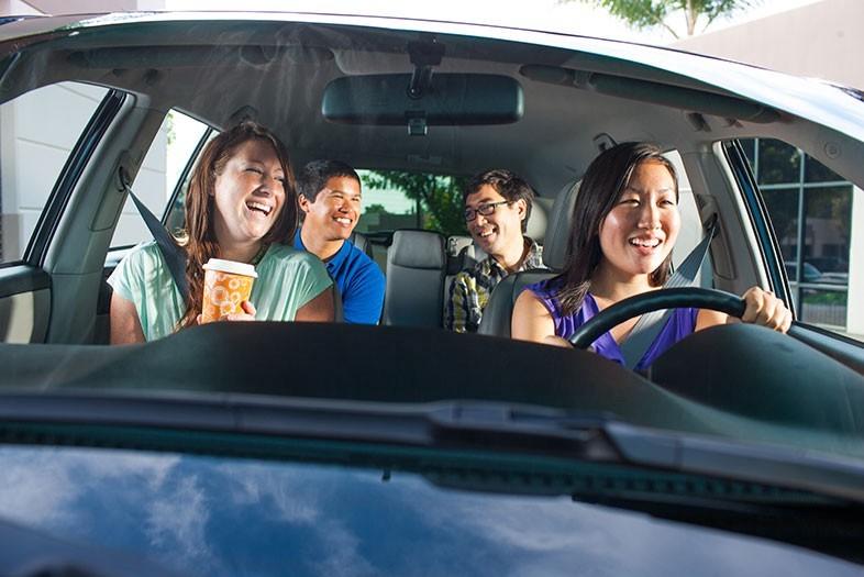 Rideshare and Carpooling App Development