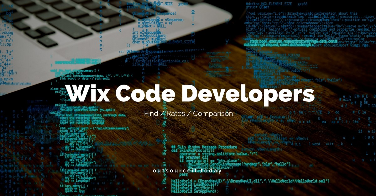 How to find Best Wix Corvid Developers in 2019