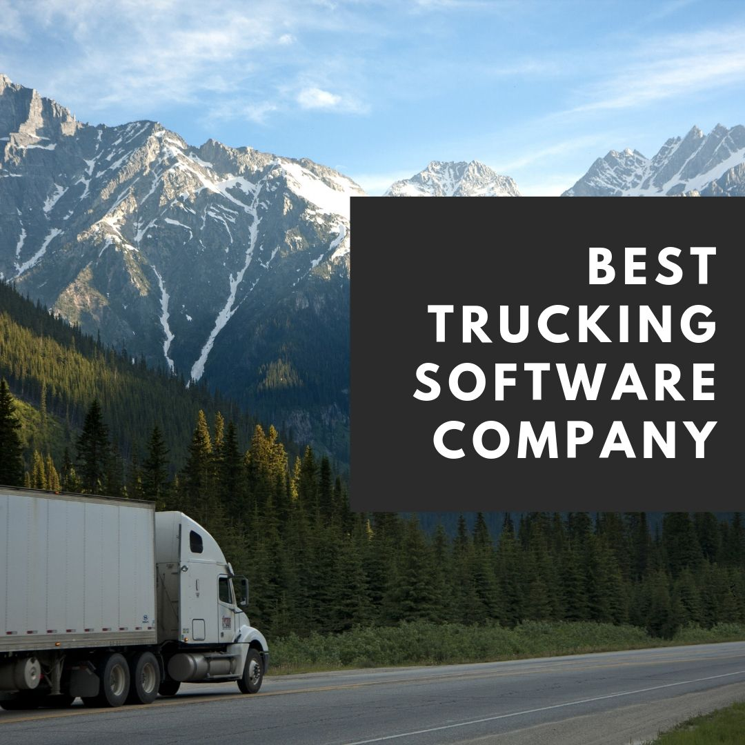 Best Trucking Software Company in 2021