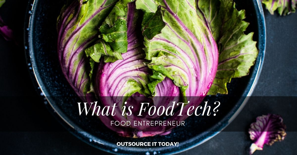 What is FoodTech? Categories