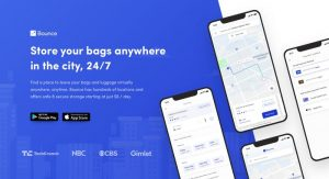 Bounce luggage StartUp