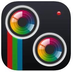 Split Pic - Photo Collage Maker, Selfie Editor & Camera Blender icon