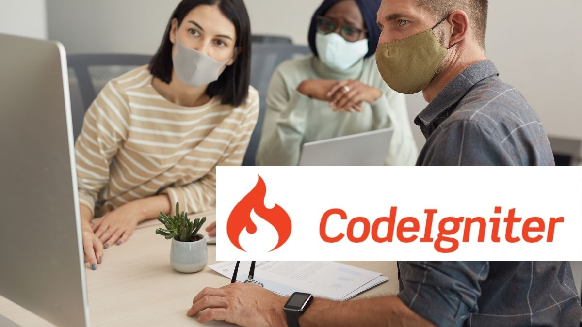 CodeIgniter 4: Build a Complete Web Apps from Scratch