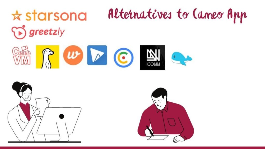10 Alternatives to Cameo App: Competitors and Similar Apps