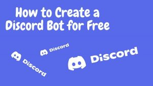How to make Own Discord Bot?