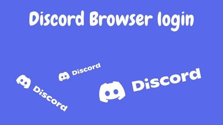 Discord Browser login not working
