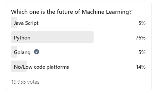 Which one is the future of Machine Learning?