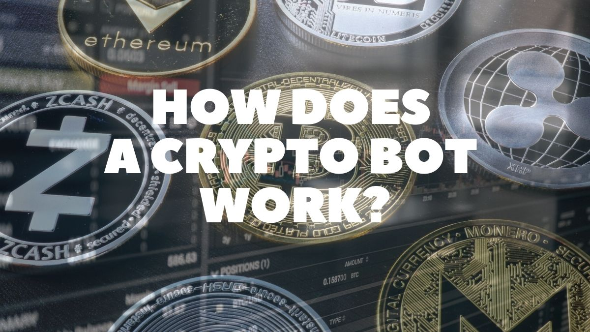 How does a crypto trading bot work?