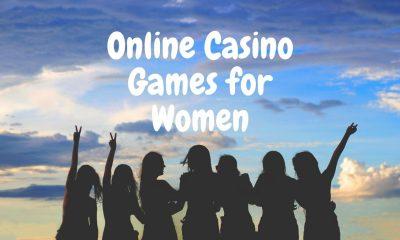 Top 5 Online Casino Games for Women in 2021