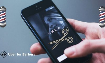 Uber for Barbers: Build Own Mobile App to Promote Haircutting Service