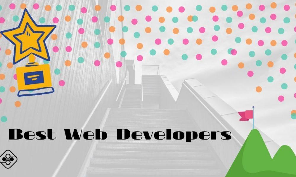 15 Web Developer Portfolio List ✯✯✯✯✯ in September 2021